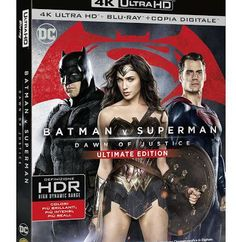 Batman v Superman: Dawn of Justice Ultimate Edition: in Home Video con 30 minuti inediti