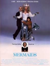 Mermaida.. Cher, Wynona Ryder, the short guy, and Christina Ricci at like 9