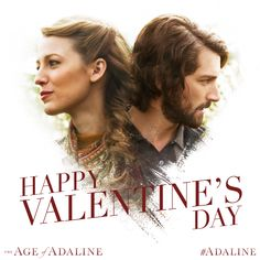 Find love this April in The Age of Adaline. #HappyValentinesDay