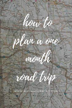 Road Trip through the USA: 1 Year from Now — Alps and Abroad One Month, Road Trip Usa, Alps, Stay Tuned, West Coast, North America, Travel Inspiration, Bucket, How To Plan