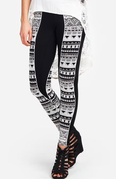 Nifty leggings - cute image