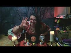 Witchcraft for Beginners and the more Adept. The Path of Witchcraft - FB Live 1st Pentacle of Mars Ritual