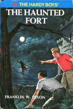 Loved the Hardy Boys better than Nancy Drew