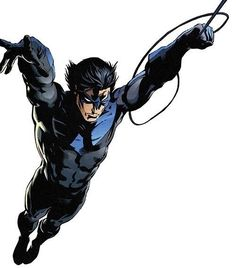 I remember watching teen titans as a kid all the time, actually used to watch it with my sister and when i saw Robin dress up as him I thought that was sick, I think I could pull it off and dress up as nightwing for Halloween some year.