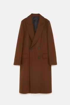 Lentta Mens Knitted Fleece Lined Horn Buckle Cardigan Sweater Hooded Jacket