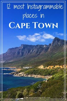 The 12 most photogenic places in Cape Town South Africa *****************************************Where to take the best photos in Cape Town South Africa | Instagram-worthy places in Cape Town | Instagrammable places in Cape Town | Instagram | South Africa | Table Mountain #capetown #southafrica