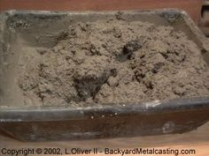 Refractory clay recipe Homemade furnace refractories