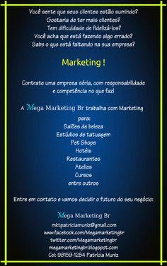 Mega Marketing Br #mkt