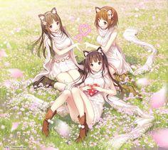 Neko animal ears greatest anime pictures and arts