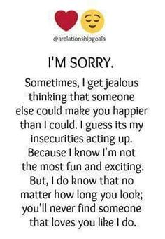 Sorry Chava. But this insecurities was creates by you n only PuniCjg Love Quotes For Him Romantic, Love Quotes With Images, Love Quotes For Her, Love Yourself Quotes, Happy Quotes For Him, Soulmate Love Quotes, True Love Quotes, Real Relationship Quotes, Relationships