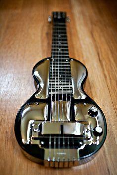 Vintage Rickenbacher lap steel guitar