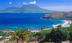 If you're looking for the quiet side of the Caribbean then try St Kitts and neighbouring Nevis