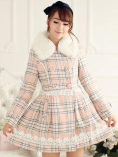 cute kawaii coat - Google-søk
