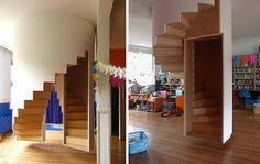 Stairs that are More Cool than You ~ Now That's Nifty