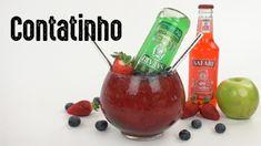 Salsa Italiana, Alcoholic Drinks, Cocktails, Alcohol Drink Recipes, Bite Size Desserts, Luau, Milkshake, Hot Sauce Bottles, Gin