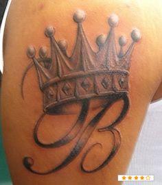 Crown Tattoos for Men | Elelep Tattoo Princess Crown Tattoos
