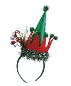 Christmas Headbands at Fiddlesticks