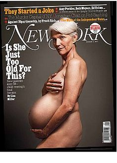 Pregnancy In Your 50s?