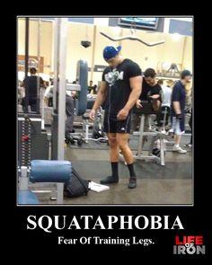 Squataphobia