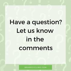 @TheBraRecyclers posted to Instagram: Questions, concerns, or compliments? Let us know below. 💚 #brarecycling #brarecyclers #recycle #upcycle #donatebras #brarecyclingagency #thebrarecyclers #beboldforchange #womenforwomen #Lingerie #bras #ecofriendly #getbras #zerowaste #circulareconomy #bethechangeyouwanttoseeintheworld #socialgood #preloved #donations #blackownedbusiness #givingback #sustainablefashion #socialenterprise #activism #circulareconomy #textilerecycling #sustainabil