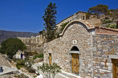 In the island of absence: Spinalonga, Crete Crete Island, I Want To Travel, Greek Islands, Day Trip, Victoria, Greece, Past, Scenery, Explore