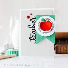 teacher by limedoodle - Cards and Paper Crafts at Splitcoaststampers