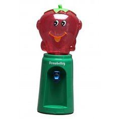 Pink Strawberry Shape Water Dispenser