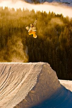 Takin' the jumps