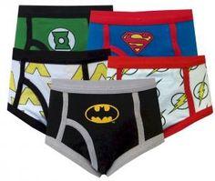 Justice League Classic Logos Boys Briefs for boys Machine Washable. Superman Kids, Batman, Nerd Fashion, Favorite Cartoon Character, Boys Pajamas, Justice League, Briefs, Cartoon Characters, Gym Shorts Womens