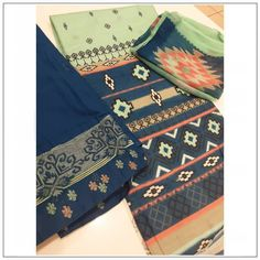 Summer Collection, Chiffon, Gift Wrapping, Pure Products, Suits, Bridal, Shop, Cotton, How To Wear