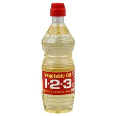 1 2 3 Cooking Oil, 16.91-Ounce (Pack of 24) ** Wow! I love this. Check it out now! : Dinner recipes.