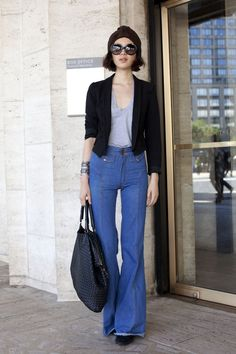 Perfect Style For A Spring Day #style #spring #great #fun #navy