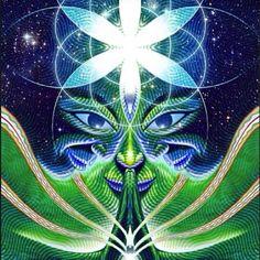 TriUnity ...acrylic on canvas 2008