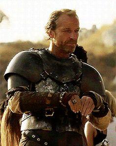 Iain Glen The Cast remembers video Game Of Thrones Game Of Thrones Bloopers, Game Of Thrones Books, Game Of Thrones Facts, Got Game Of Thrones, Game Of Thrones Quotes, Game Of Thrones Funny, Mormont Game Of Thrones, Margaery Tyrell, Daenerys Targaryen