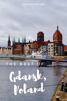 Walking Tour Of Gdansk, Poland