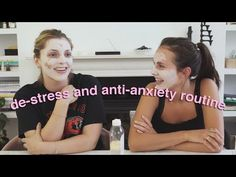 De-Stress and Anti-Anxiety Routine with Estée Lalonde