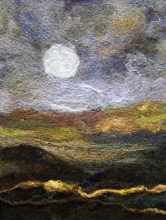 #669 Moonshine  by Deebs Fiber Arts, via Flickr