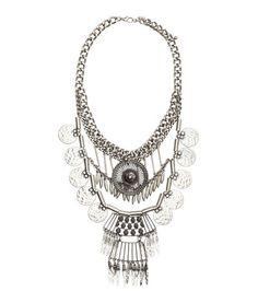 Short Necklace | Product Detail | H&M