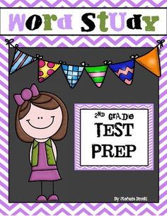 Antonym Test PrepNd Or Rd Grade  Formal Assessment Students