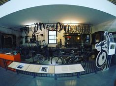Bike side of the museum!  #germany #deutschland #museum #bike #side #mechanic #tour #culture #city #bicycle #history #friends #ontour #travelling #travel #destination #europe #goodtime #gopro #gopro5 #goproitalia #goprogermany #goproshooting #goprophoto #goprophotography