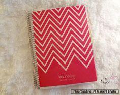 Erin Condren Life Planner Review – Part 2   Fresh-Season.com