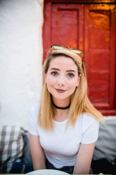 Zoella | Dreaming of Mykonos