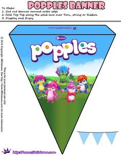 http://skgaleana.com/free-fun-party-popples-printables-and-activities/