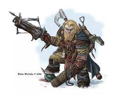 Meja, ranger hill dwarf