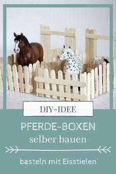 DIY: Pferde Box selb