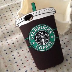☕️Iphone 6 case☕️ Starbucks Coffee# Silicon # cool # funnyyyyy Accessories Phone Cases