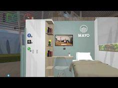 Vive la grandiosa experiencia digital! Expodeco Virtual 2020 🙌🏽 Loft, Cabinet, Storage, Bed, Furniture, Home Decor, Live, Architecture, Clothes Stand