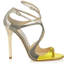 The new Jimmy Choo LANCE sandal from our new Cruise 2016 collection