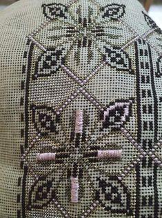 Cross Stitch Designs, Cross Stitch Patterns, Imagination, Diy And Crafts, Fabrics, Crochet, Craft, Punto De Cruz, Dots