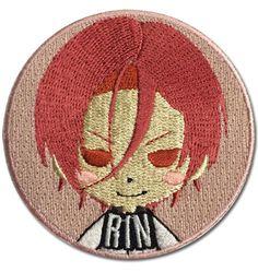 Chibi Rin Matsuoka Patch